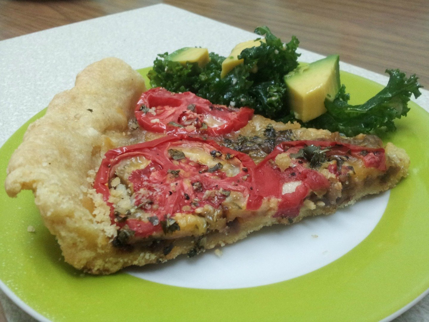 #MeatlessMonday Meal: Flavours of Mexico Tart