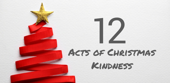 12 Acts of Christmas Kindness