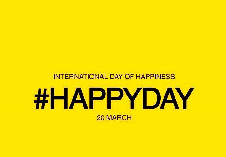 5 Ways to Celebrate International Day of Happiness