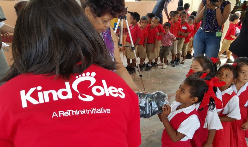 Video: Kind Soles Puts a Smile in Every Mile