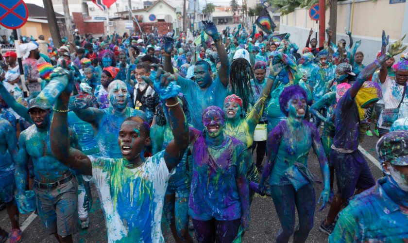 T&T moves up to 38 in world happiness rating