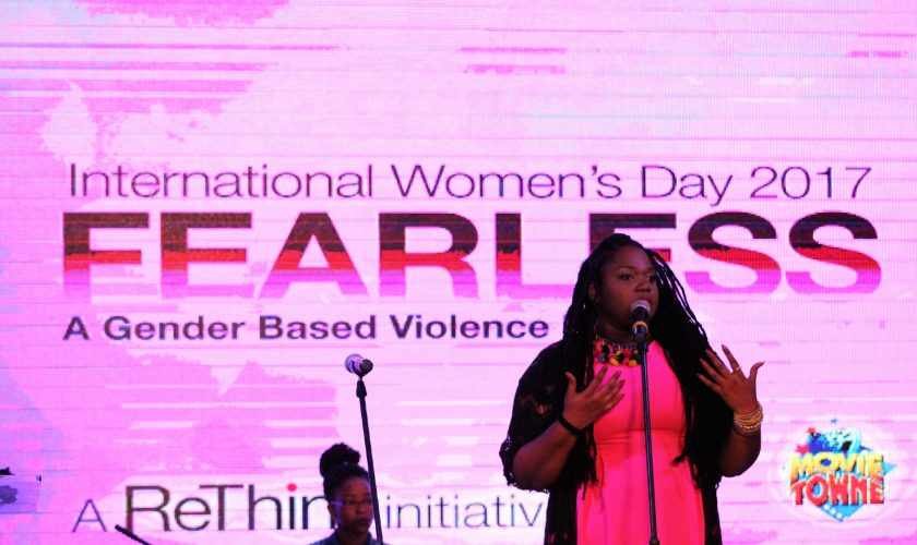 "ReThink commemorates International Women's Day with ""Fearless"" Forum"