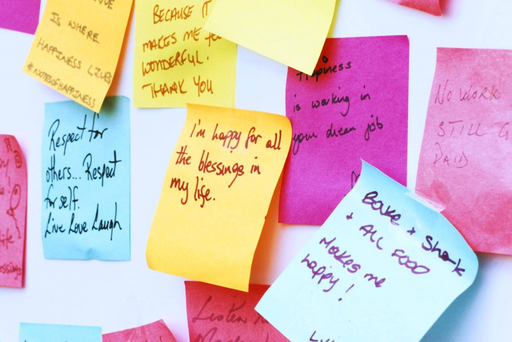 Notes on the Wall of Kindness