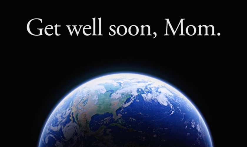 Get Well Soon, Mom