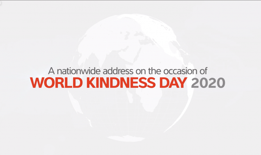 World Kindness Day 2020