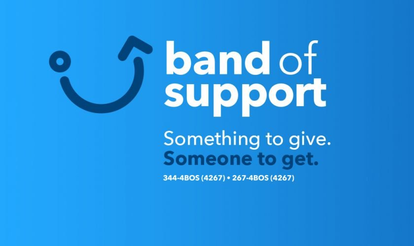 BandofSupport.org offers help to those in need